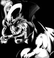 Wolverine by leoilustra