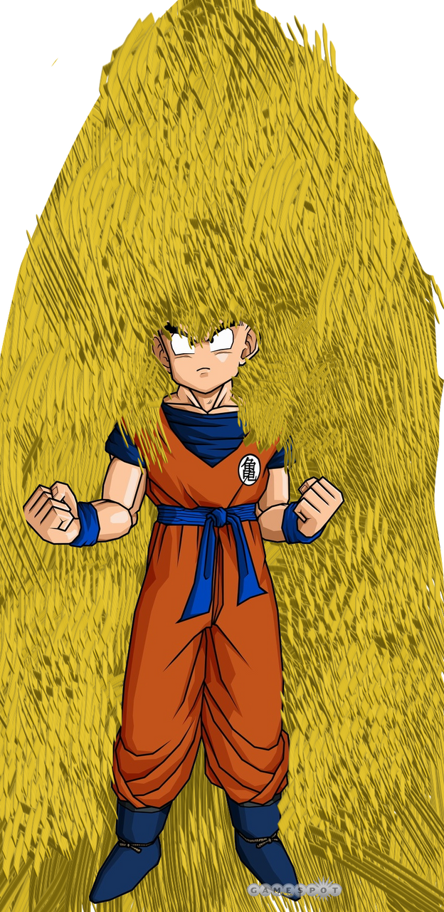 Related Keywords & Suggestions for krillin super saiyan