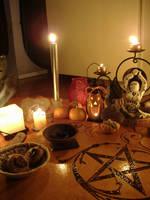 Samhain by Skayler