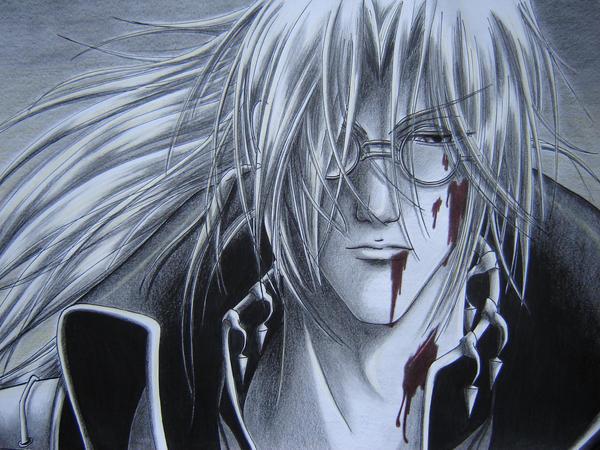 Kainsmal Abel Nightroad By Mado Chan Trinity Blood Wiki