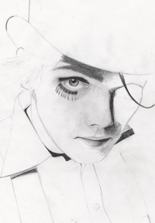 Gerard Way - Unfinished by Chemically-Romantic