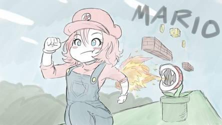 Mario Kirby!