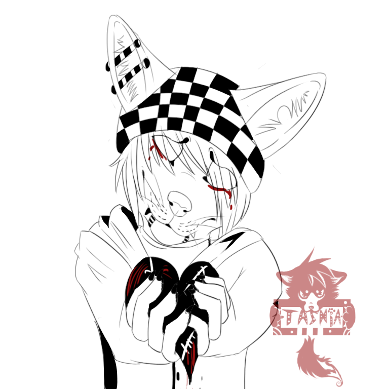 WHAT'S SO GOOD ABOUT PICKING UP THE PIECES by x0Tashia0x