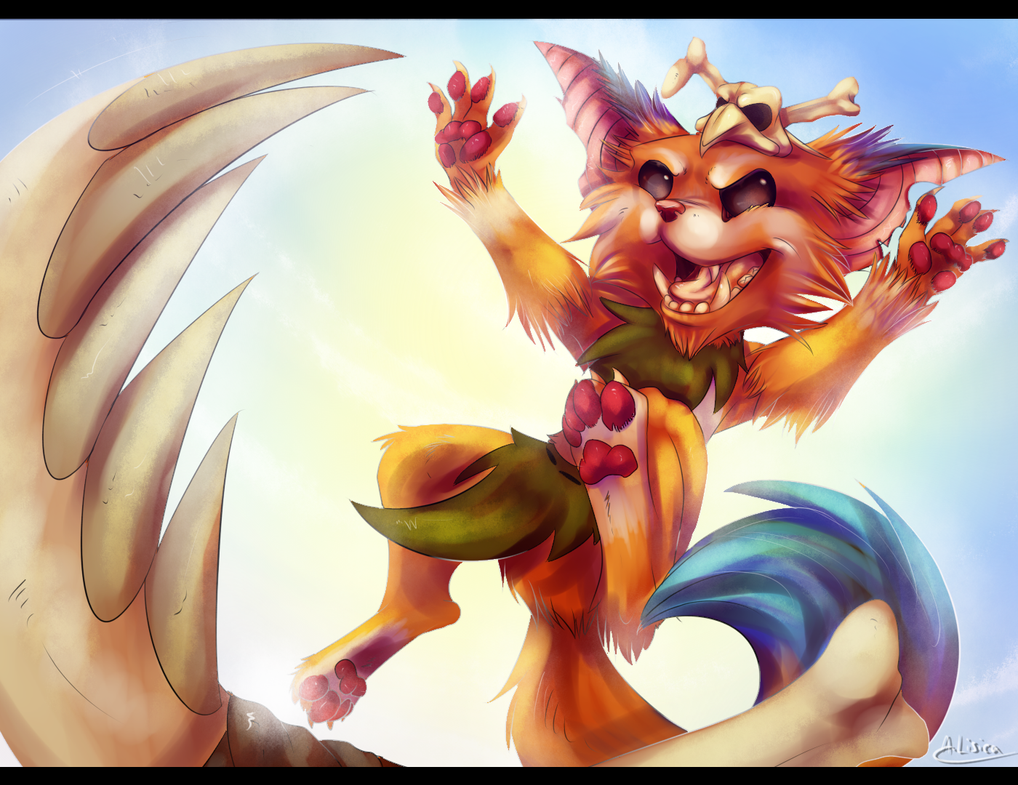 GNAR! *Timelapse Video in Desc* by x0Tashia0x
