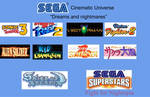 Sega cinematic universe phase two