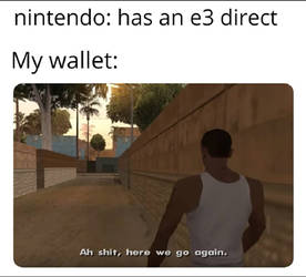 Nintendo at e3 by saiyanpikachu