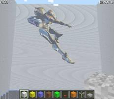 Minecraft-Samus by ApatheticApogee