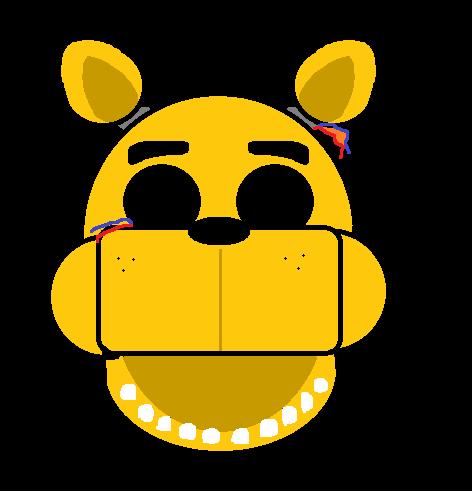 Golden Freddy by bieber90pink