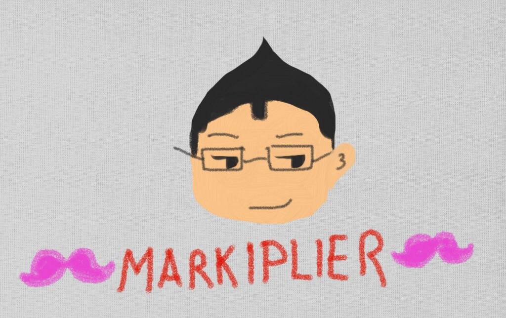 Markiplier by bieber90pink