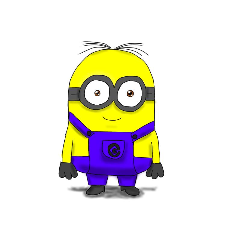 Minion by bieber90pink