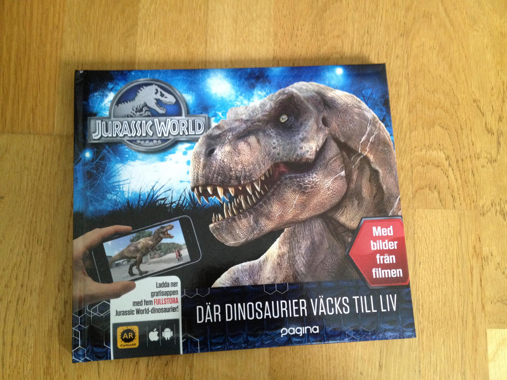 Jurassic World: Where Dinosaurs Come To Life! by RayTom