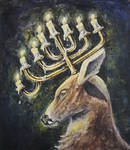 CandleWick Stag