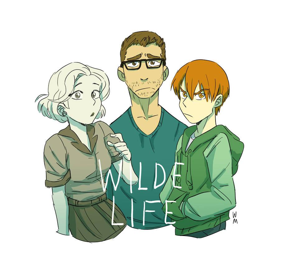 Wilde Life by WendyMartin