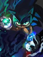 chaos emeralds2 by lujji