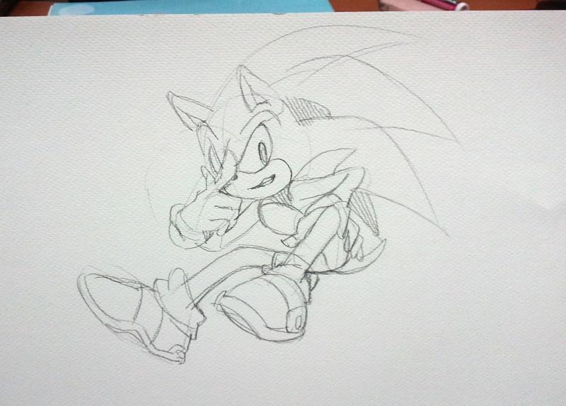 sketch by lujji