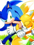 sonic tails