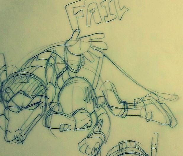 zector zonic doodle 2 by lujji
