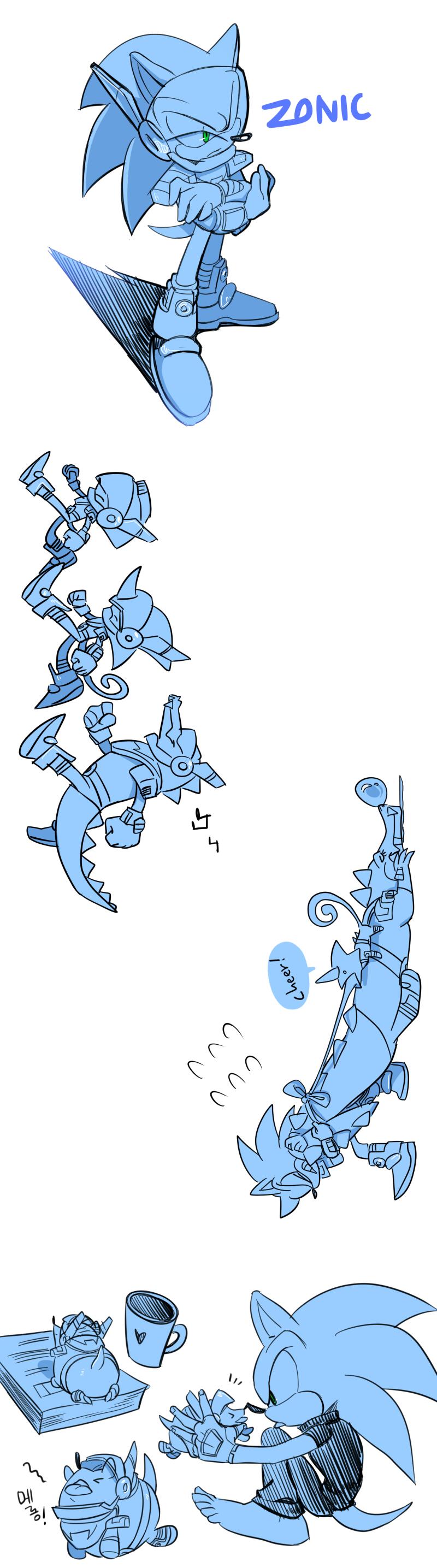 doodle by lujji