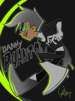 Dannys back