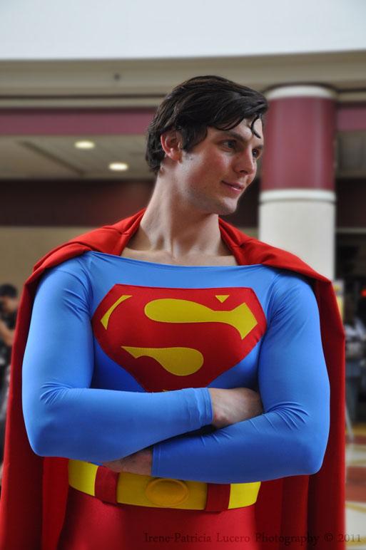 Superman by UberAEst92