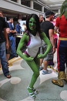 She-Hulk by UberAEst92