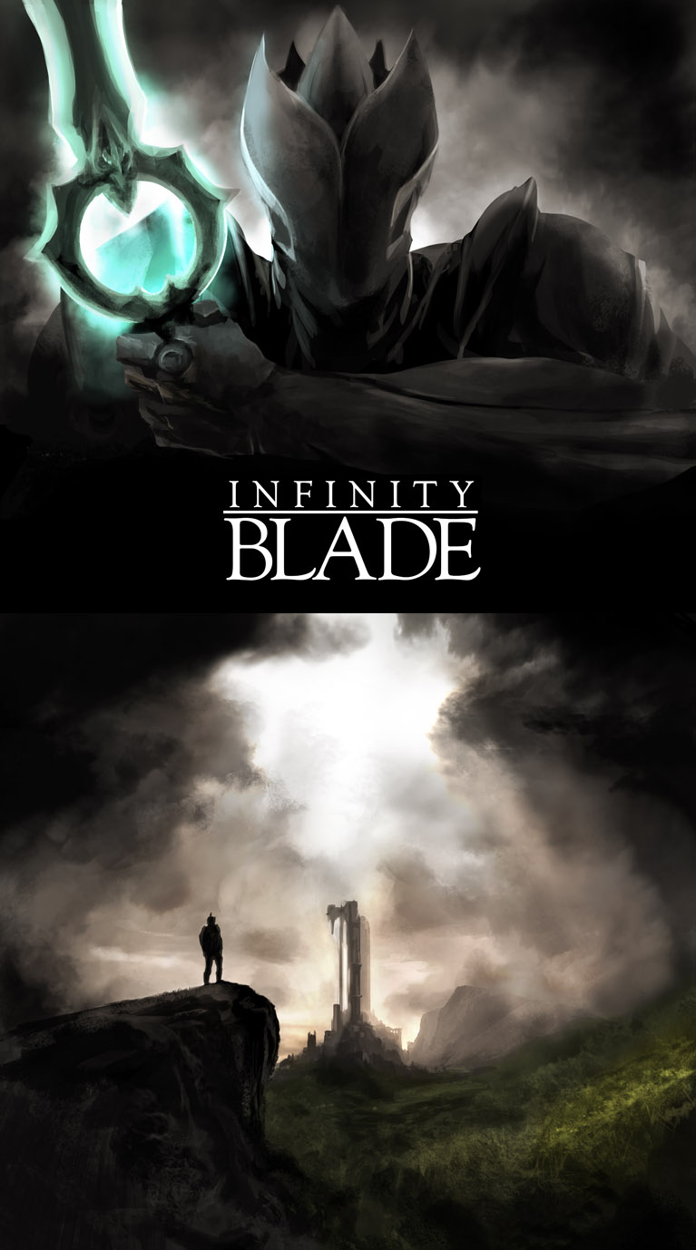 Infinity Blade by Youhey