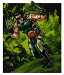 Jungle Warrior Wolverine