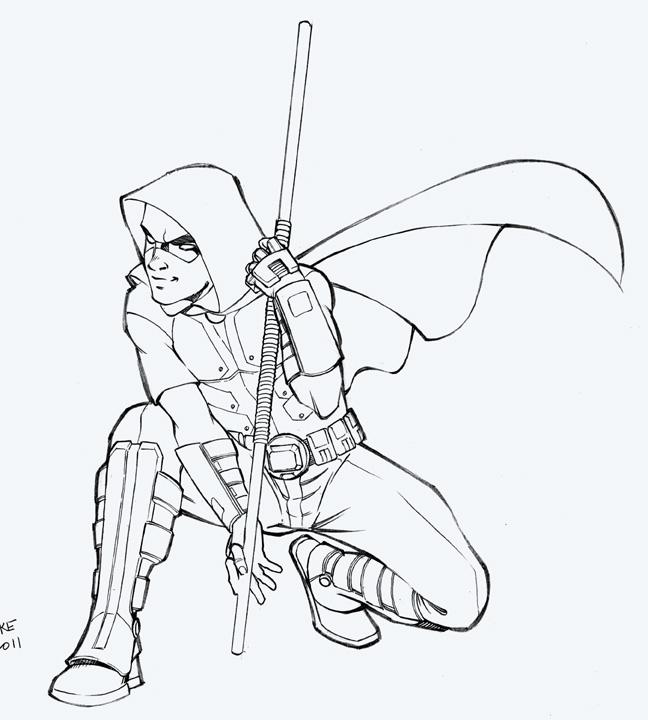AC03 Robin By MikeDimayuga