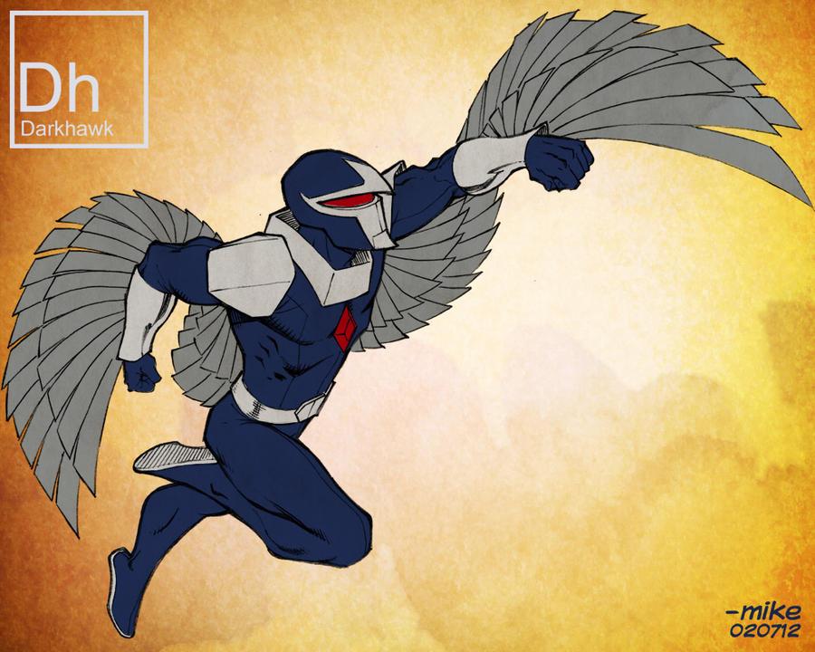 Alphabet Avenger 04 by MikeDimayuga