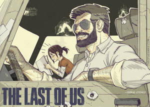 The Last Of Us- Fall