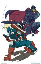 Avengers 363
