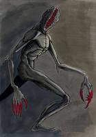 Monster by JonHoffmanArt