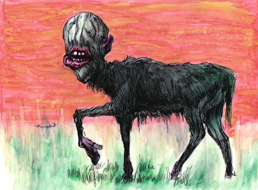 Beastie by poopbear