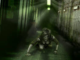 Creepy by Hawkan