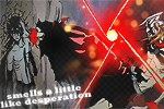 Ichigo Hollow Cero Tag by Cerberus-93