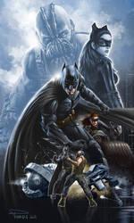 The Dark Knight Rises by madadman