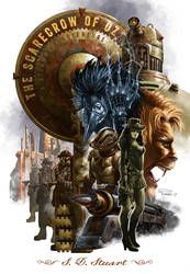 The Scarecrow of Oz by madadman