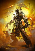 Orc Siege by madadman
