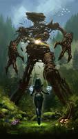 Forest Demon