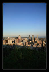 Montreal by Le-Vic