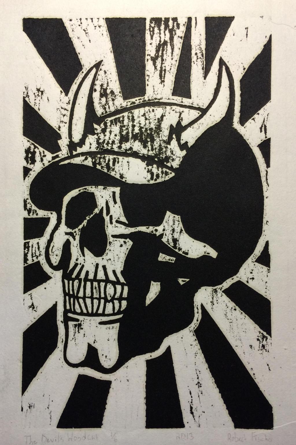 The Devil's Woodcut