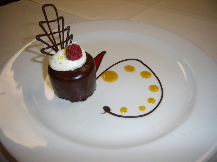 Dark Chocolate Mousse by harrison18