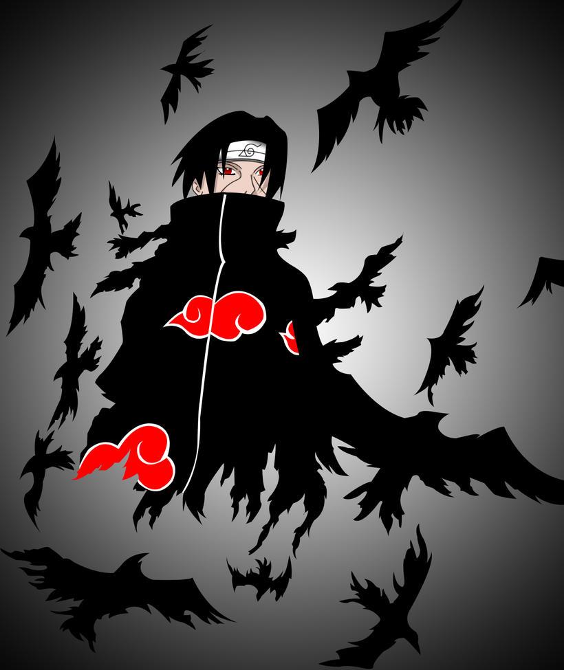 Itachi Crow images