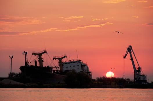 Danubian sunrise