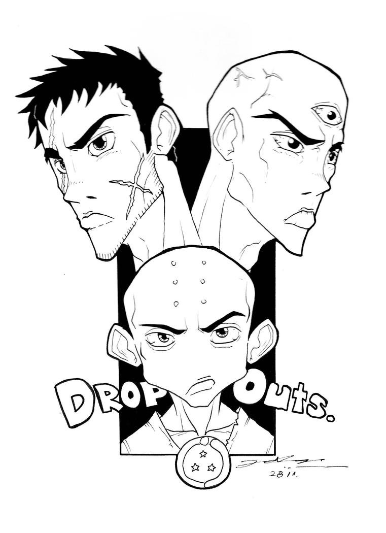 Drop_Outs by G-Chris
