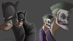 Joking Bats
