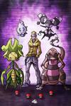 4-Monster-Cell