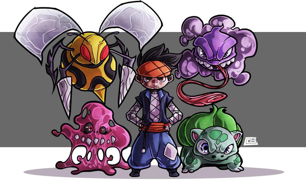 Rooks Team by G-Chris