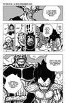 Dragon Ball Manga Reimagine by G-Chris