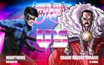 CCCJams - Nightwing Vs Thragg